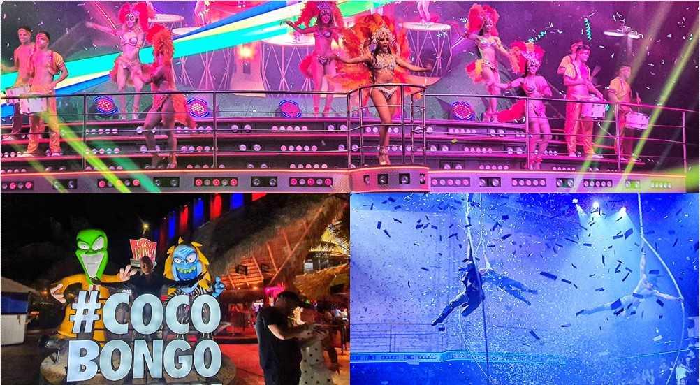 COCO BONGO - KARIPSKI RAJ ZA KLABERE!(VIDEO)