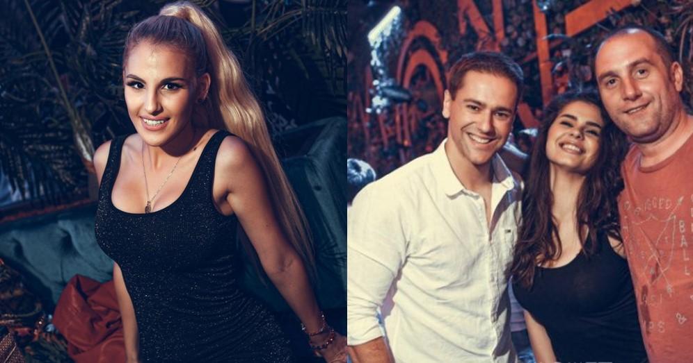 Sara Reljić i Luka Raco lumpovali na letnjoj žurki