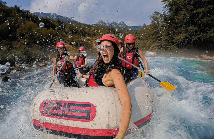 Iskustvo života: Rafting Tarom i Drinom po meri hedonista!